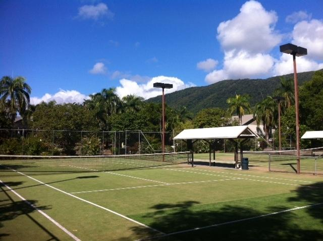 Tennis Courts on Site