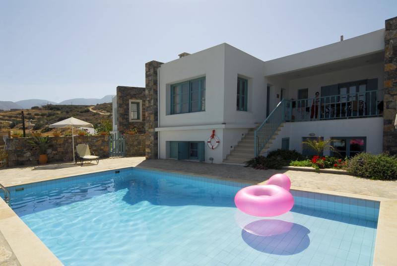 Villa Kalypso, location de vacances à Mokhlos