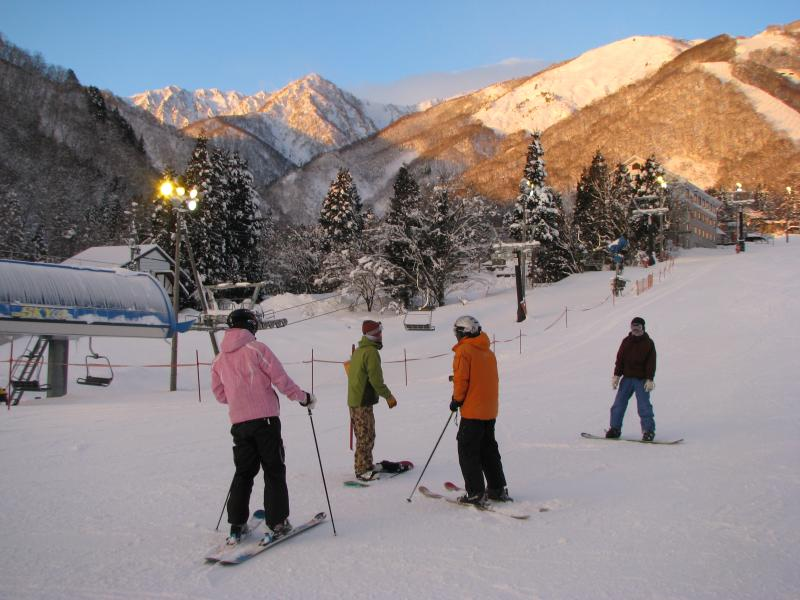 Catch the early morning rays, lifts open at 6.30am on the weekends.
