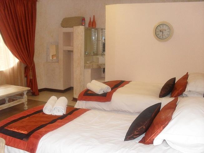 Room 4 two x single beds