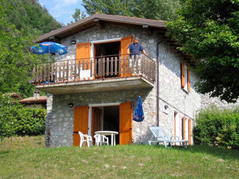 Casa Ruth, Vesta, Lago d´Idro, Italia, holiday rental in Idro