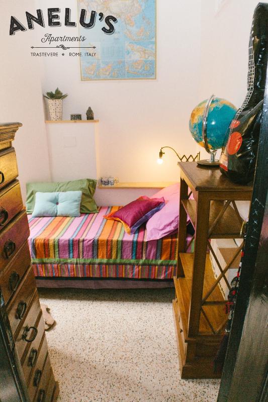 Anelu's Single room