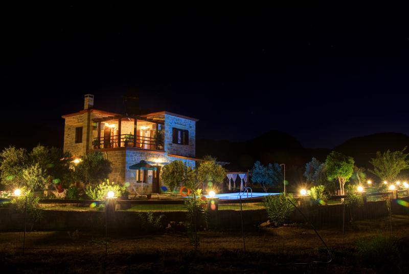 Villa Kyriaki, Ferienwohnung in Kreta