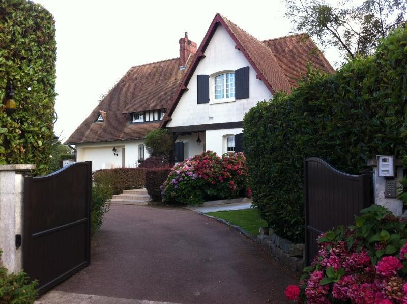 Sweet Home façade nord entrée