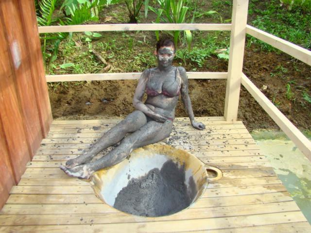 Natural Mud Bath