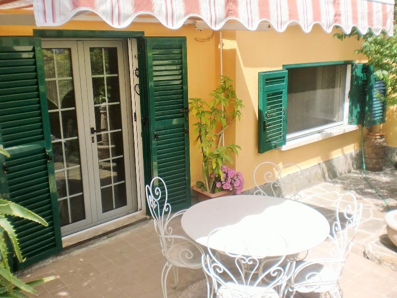Appartamentino in Villa, casa vacanza a Santa Margherita Ligure