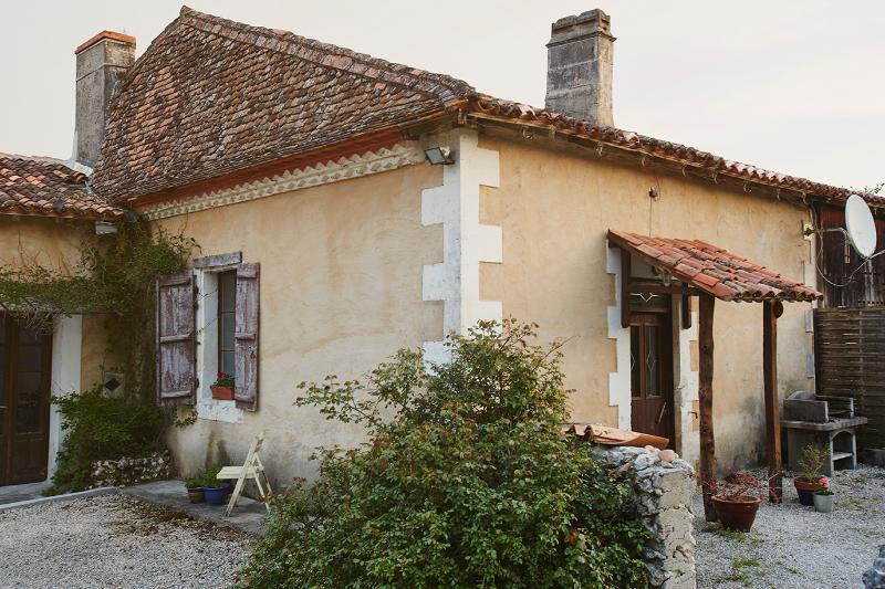 Le Chataignier, casa vacanza a Montmoreau-Saint-Cybard