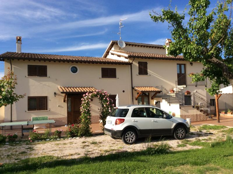 Country House Nonna Alda, vacation rental in San Giacomo