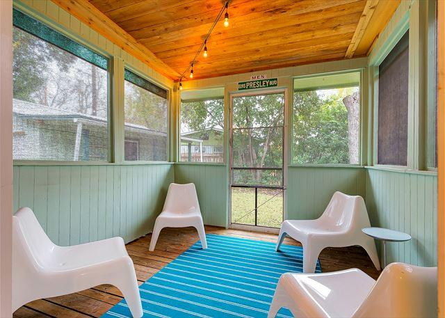 Newly Remodeled, Stylish House in Hip Rosedale Neighborhood, Ferienwohnung in Austin