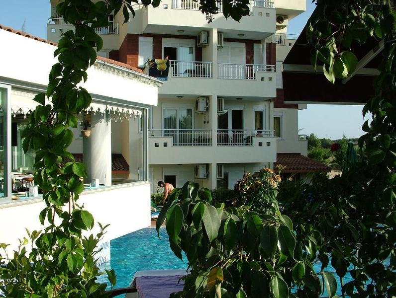 303,Irem Gardens, B, holiday rental in Manavgat