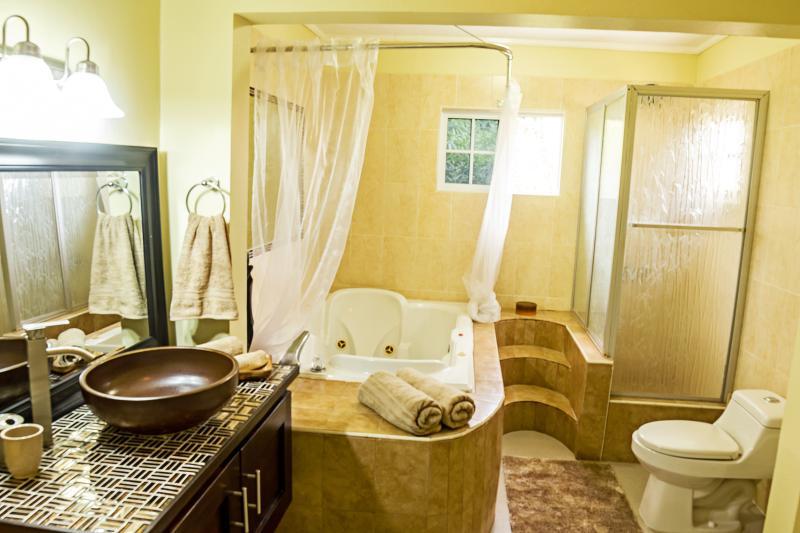 Salle de bains en Suite Master
