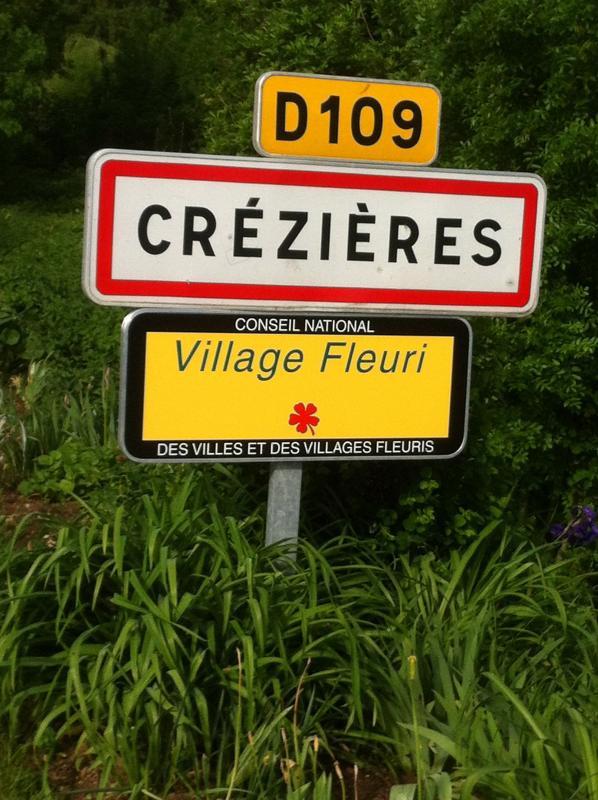 Village Fleurie