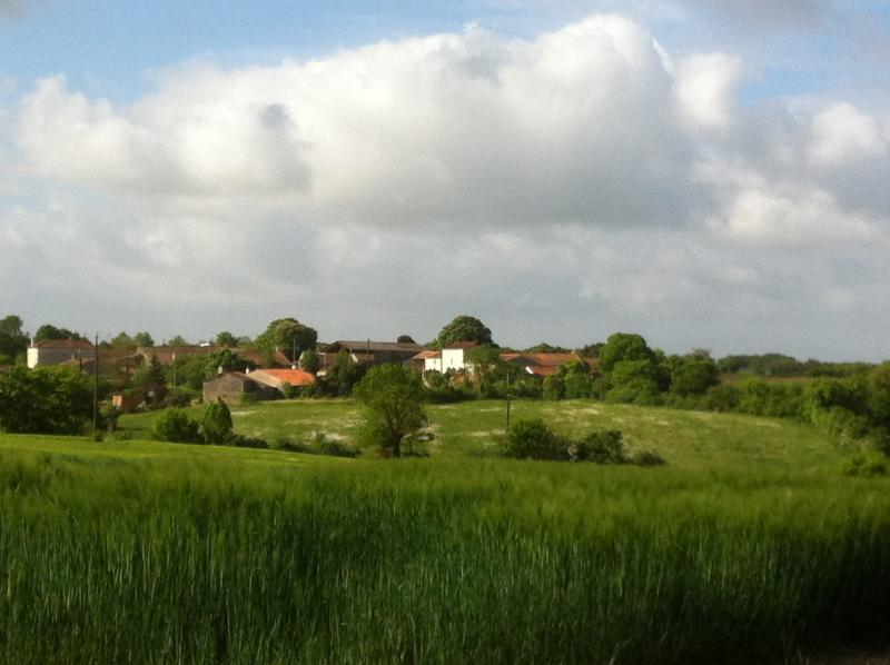 The village across the valley from the D109