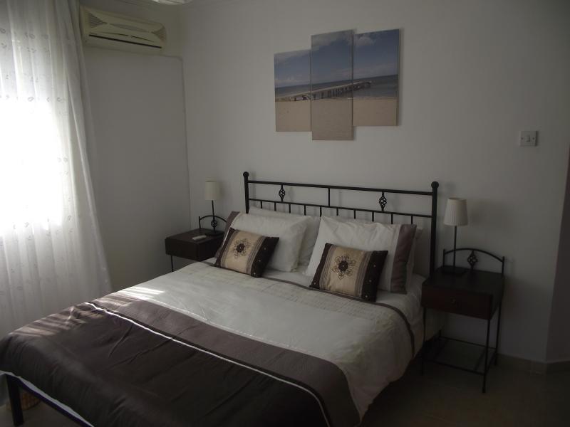 Chambre à coucher principale - King size