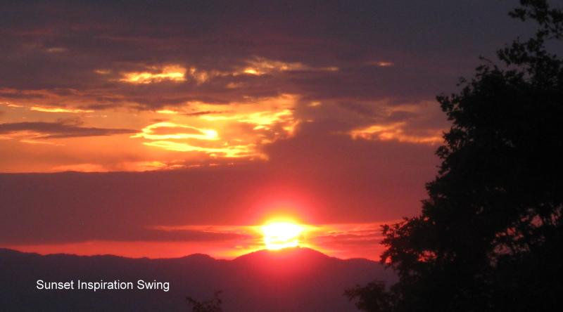 Sunset Sweet -Breakfast served, near Asheville, Weaverville and Blue Ridge Pkwy – semesterbostad i North Carolina Mountains