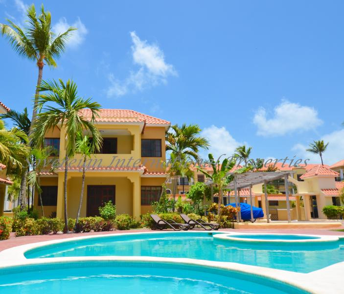 Make this private Punta Cana Villa your Home Away from Home!
