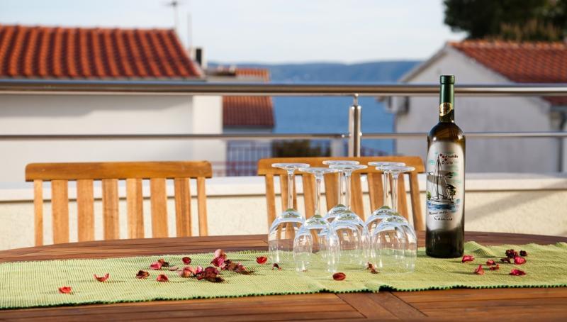 Balcony-sea view
