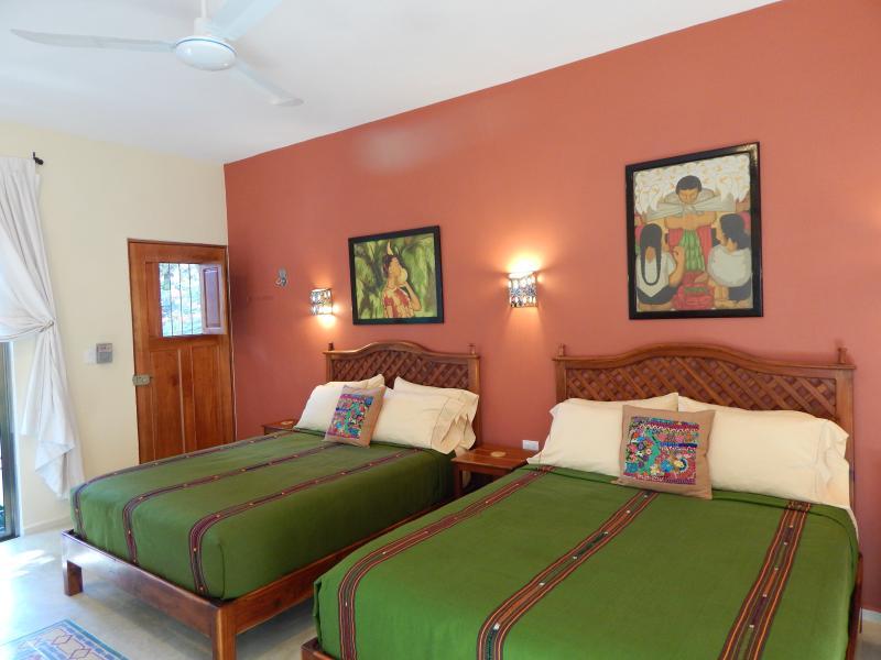 Casa Del Maya - Yaxche Room, vacation rental in Merida