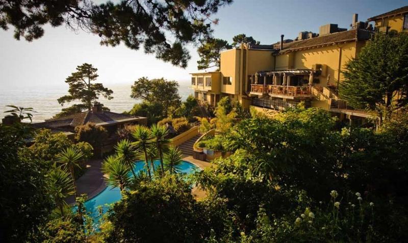 Overview of Hyatt Highlands Inn Resort