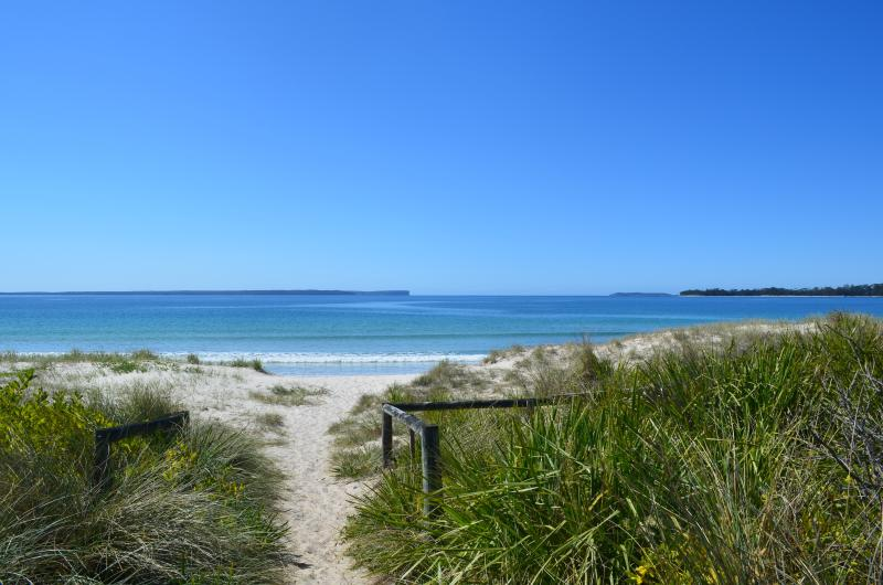 collingwood beach jervisbay