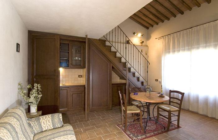 Le Crete Vacanze Appartamento Orchidea, casa vacanza a Asciano