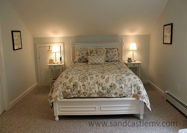 Regina camera da letto al secondo piano