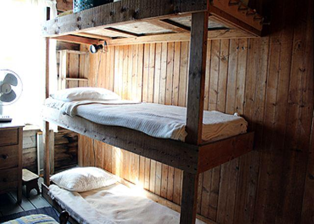 View of Bunks
