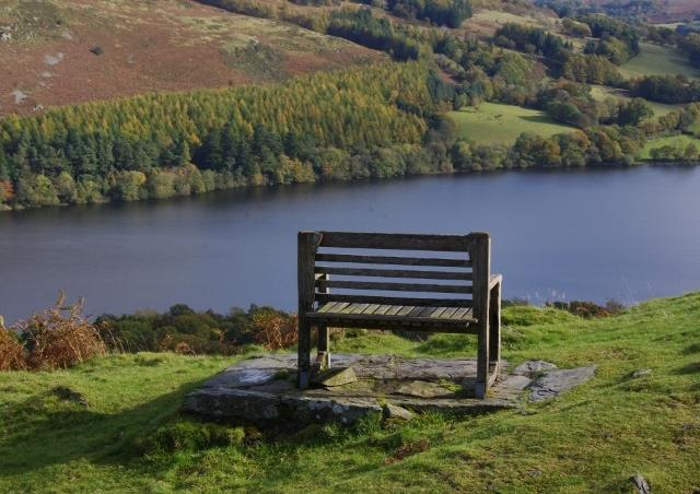 Walk  the Coffin route and stop to take in the wonderful views over Loweswater and be inspired.