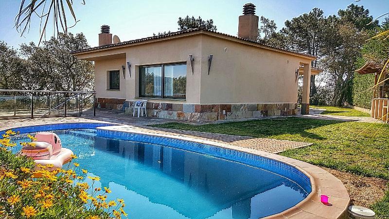 Haus mit privat Schwimmbad