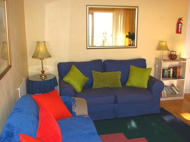 Lounge - Garden Apartment