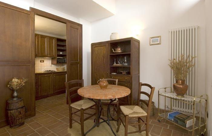 Le Crete Vacanze Appartamento Edera, casa vacanza a Asciano