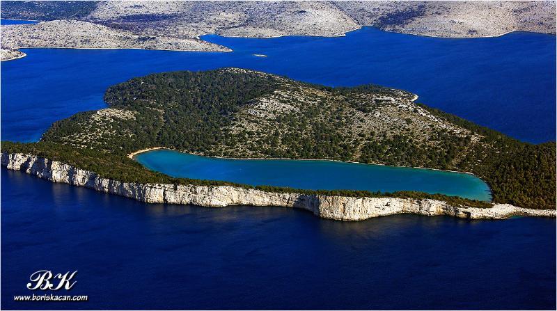 National park Kornati - daily boat trips from Sukošan