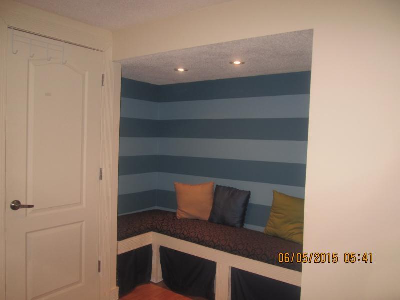 Cosy corner in Living room