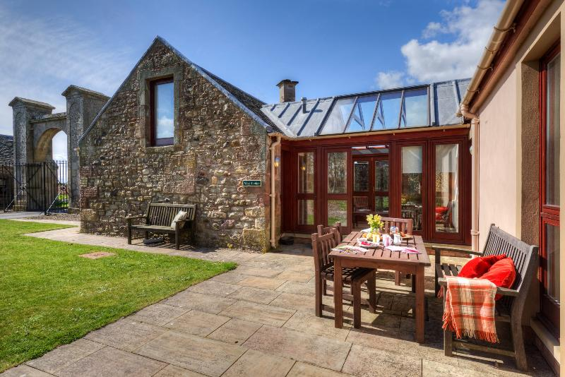 West Lodge, holiday rental in Borders