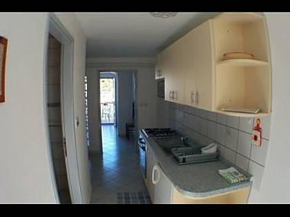 Maslina(2+1): kitchen and dining room