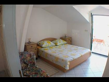 Maslina(2+1): dormitorio
