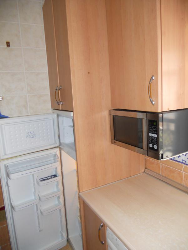 independent kitchen, is dishwasher and oven; If you have a microwave. glass-ceramic and calent