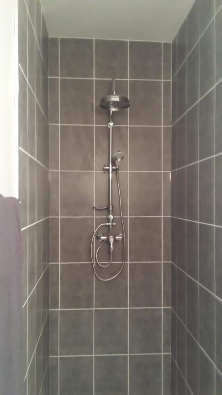 douche à l'italienne, shower