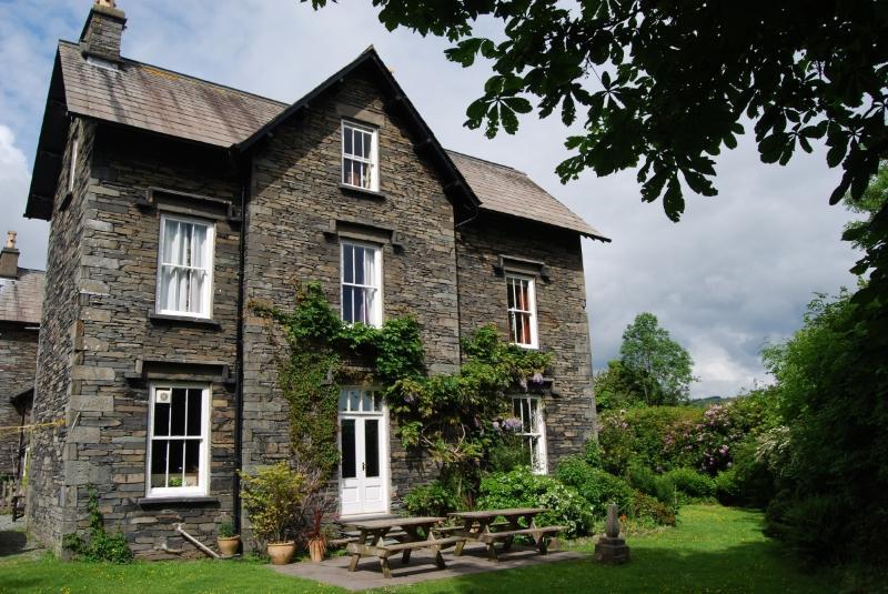 Kirkbeck House, holiday rental in Near Sawrey