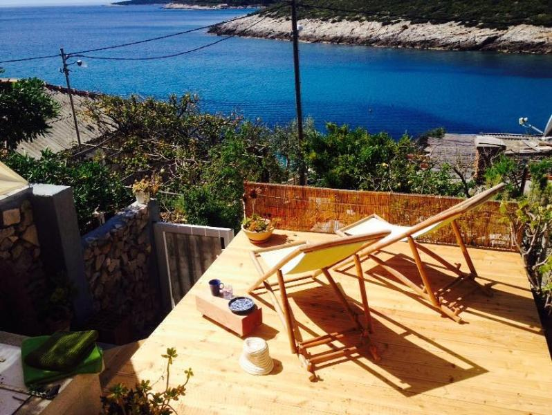 If you love sun and great view, this is your spot...