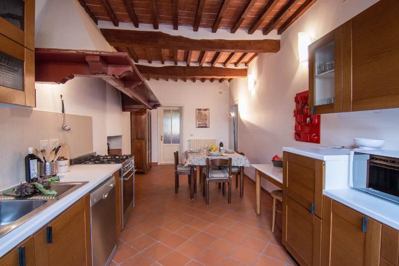 Taste of Tuscany  Pietrasanta, holiday rental in Pietrasanta