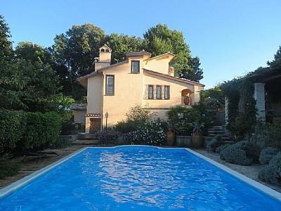 Campagnano di Roma Villa Sleeps 9 with Pool and WiFi - 5229212, holiday rental in Campagnano di Roma