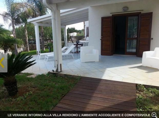 Villa Gloria. une oasis de tranquillité entre mer et nature...