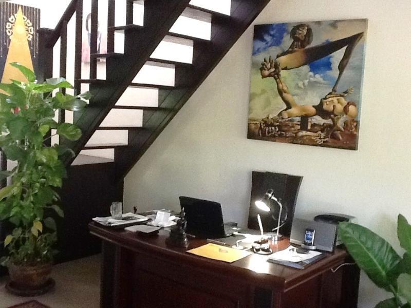 Office area....