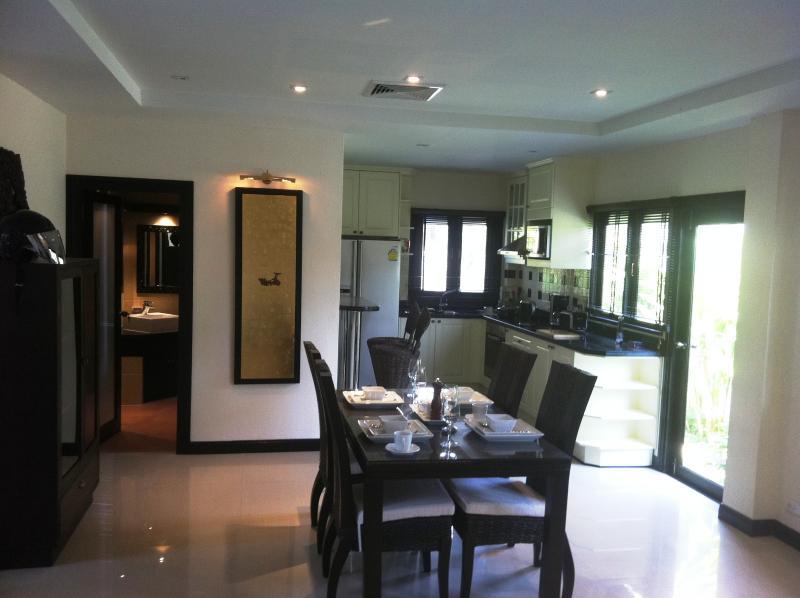 Kitchen & Dining Area....