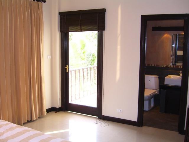Bedroom 1 - Terrace & Ensuite access....