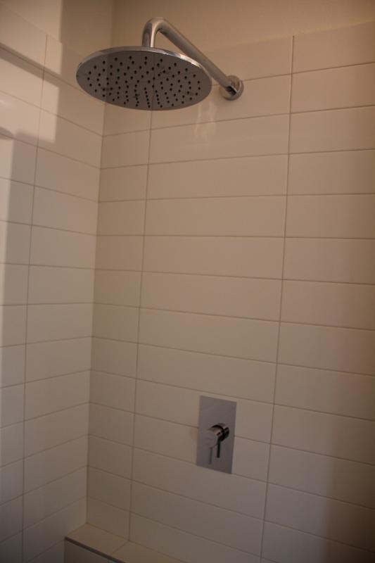 Il nuovo box doccia