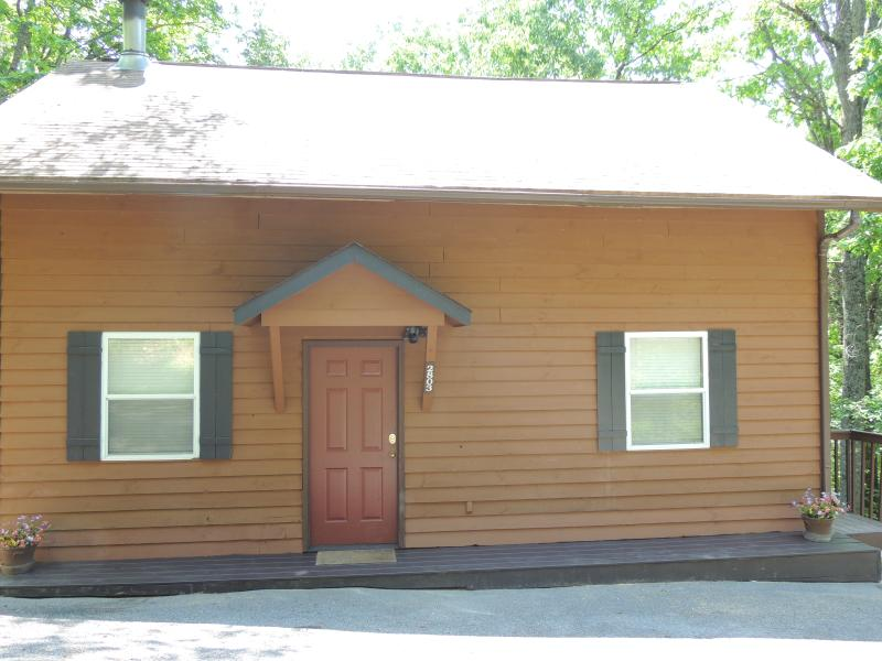 Family Matters is waiting for you & your next get away! Our family's cedar cabin awaits your family!