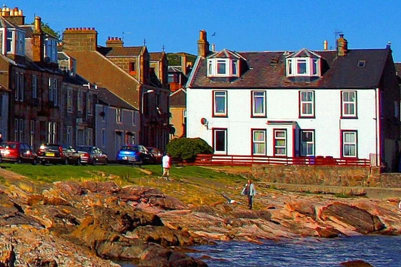 Island break at 3 Crichton Street, location de vacances à West Kilbride