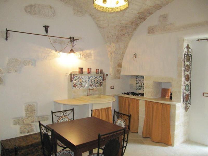 casetta in pietra, alquiler vacacional en Villanova